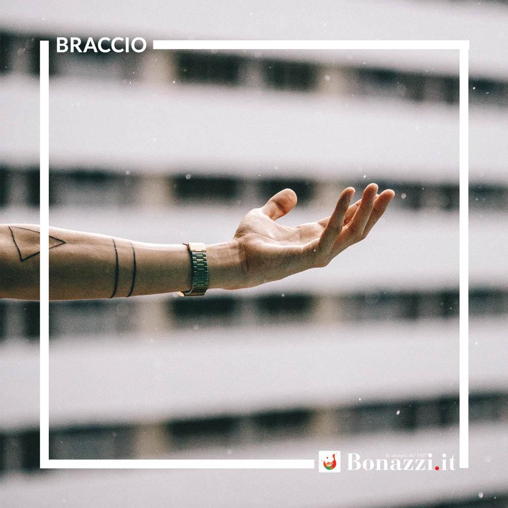 GLOSSARIO_Braccio